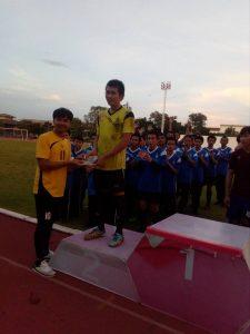 กีฬาฟุตบอลเฟรชชี่ ปีการศึกษา 2560