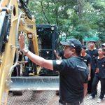 การอบรมรถขุดขนาดเล็ก (Mini Excavator)
